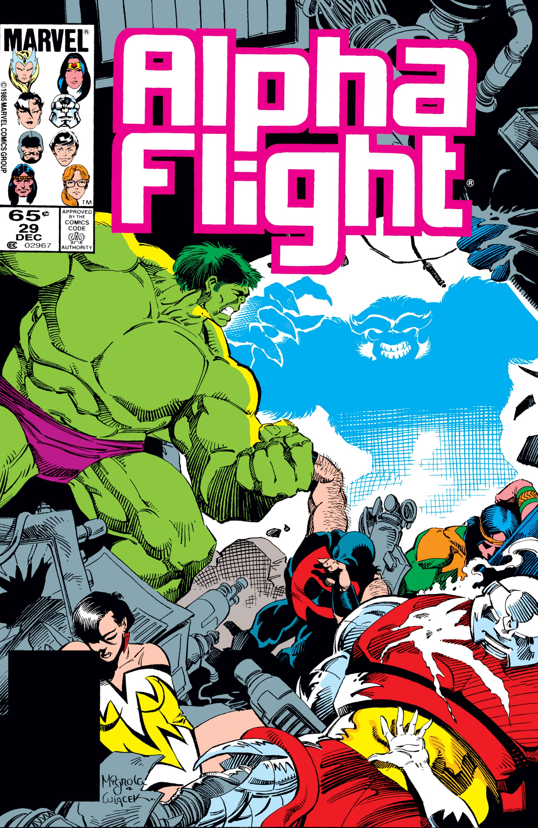Alpha Flight (1983) #29