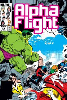 Alpha Flight (1983) #29