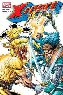 X-Force (2004) #3