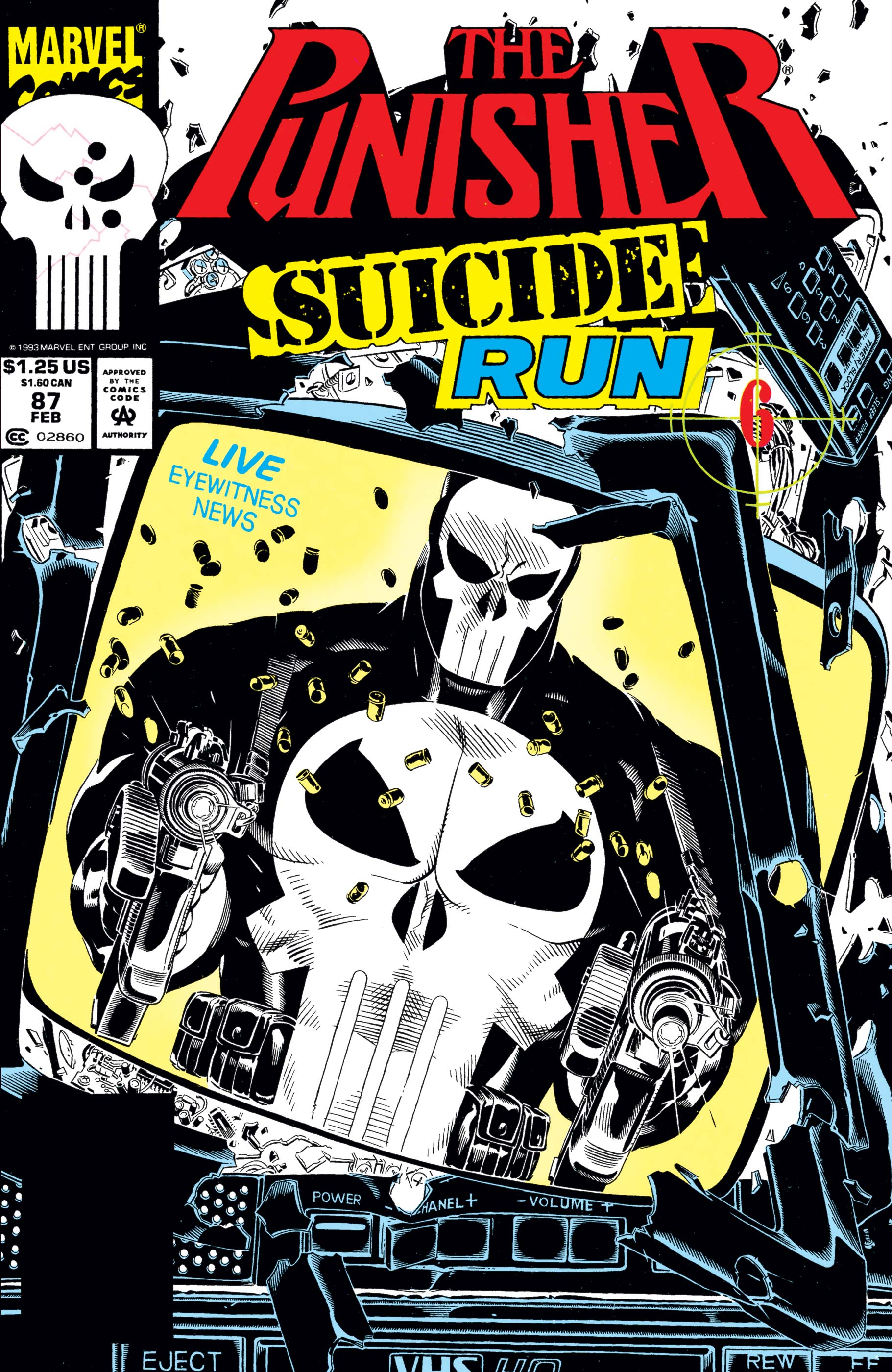 The Punisher (1987) #87