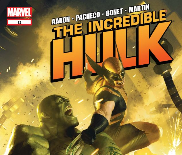 INCREDIBLE HULK (2011) #12