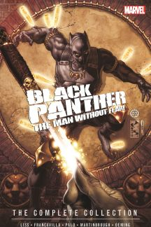 Black Panther: The Man Without Fear - The Complete Collection (Trade Paperback)