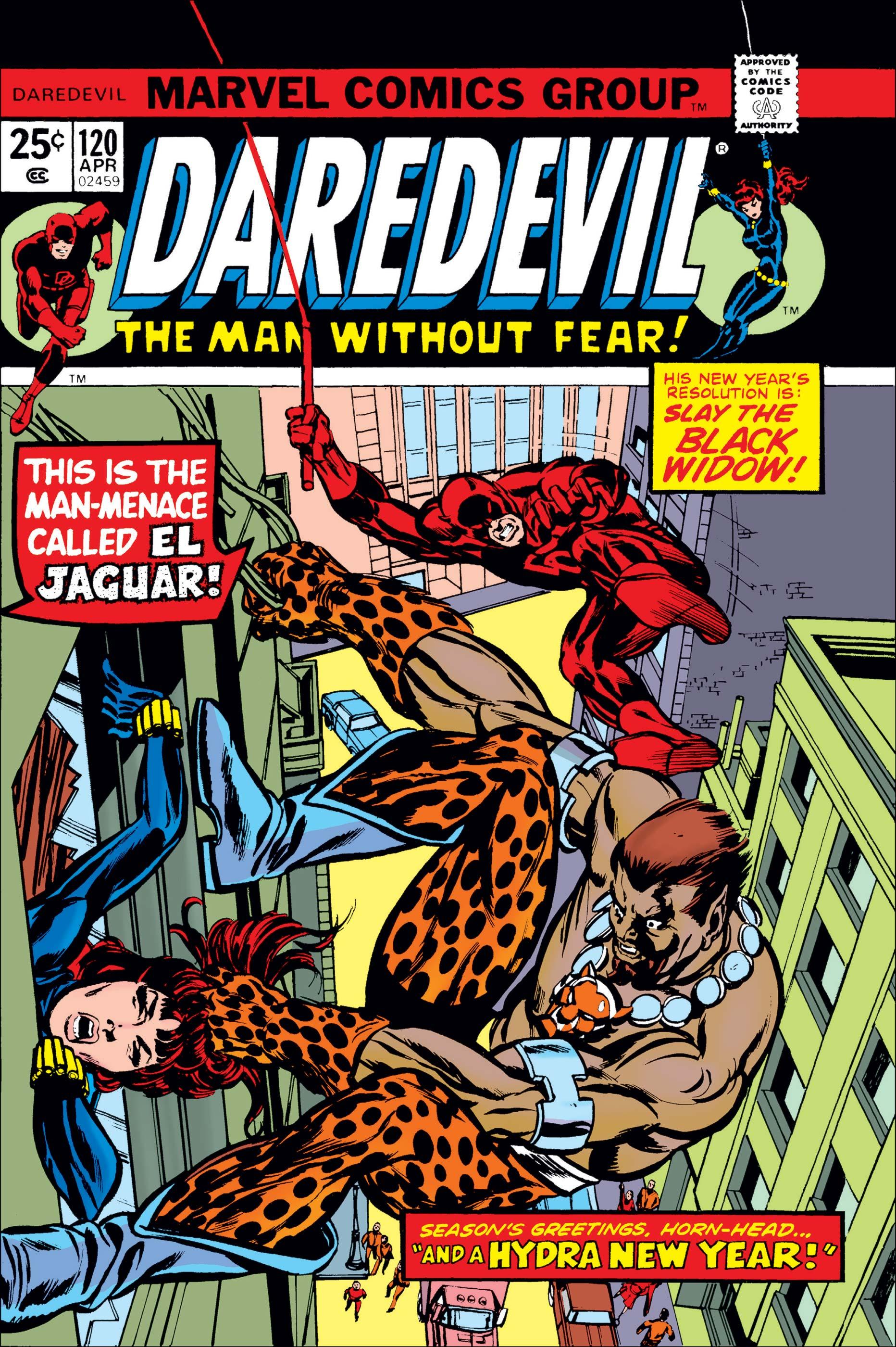 Daredevil (1964) #120