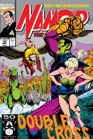 Namor: The Sub-Mariner #18