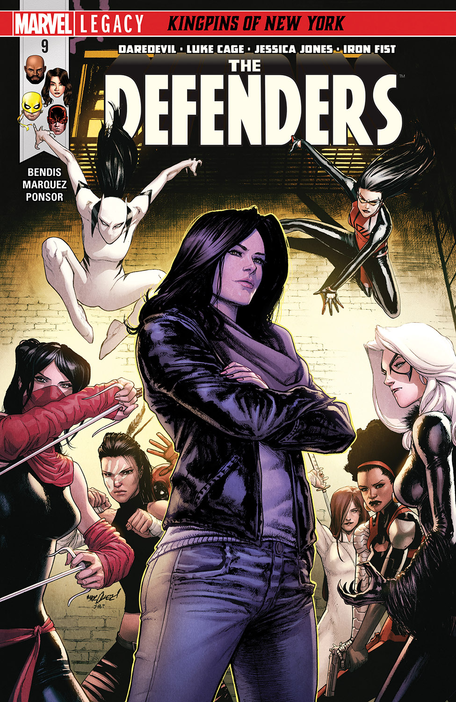 Defenders (2017) #9