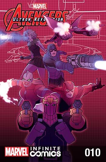 Marvel Universe Avengers: Ultron Revolution (2017) #10