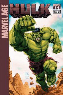 Marvel Age Hulk #2