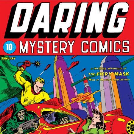 Daring Comics (1940 - 1942)