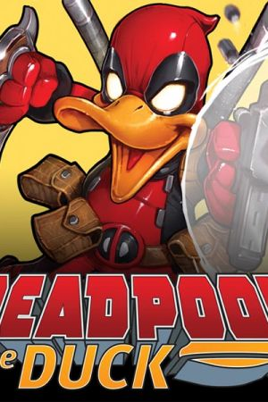 Deadpool the Duck (2017)