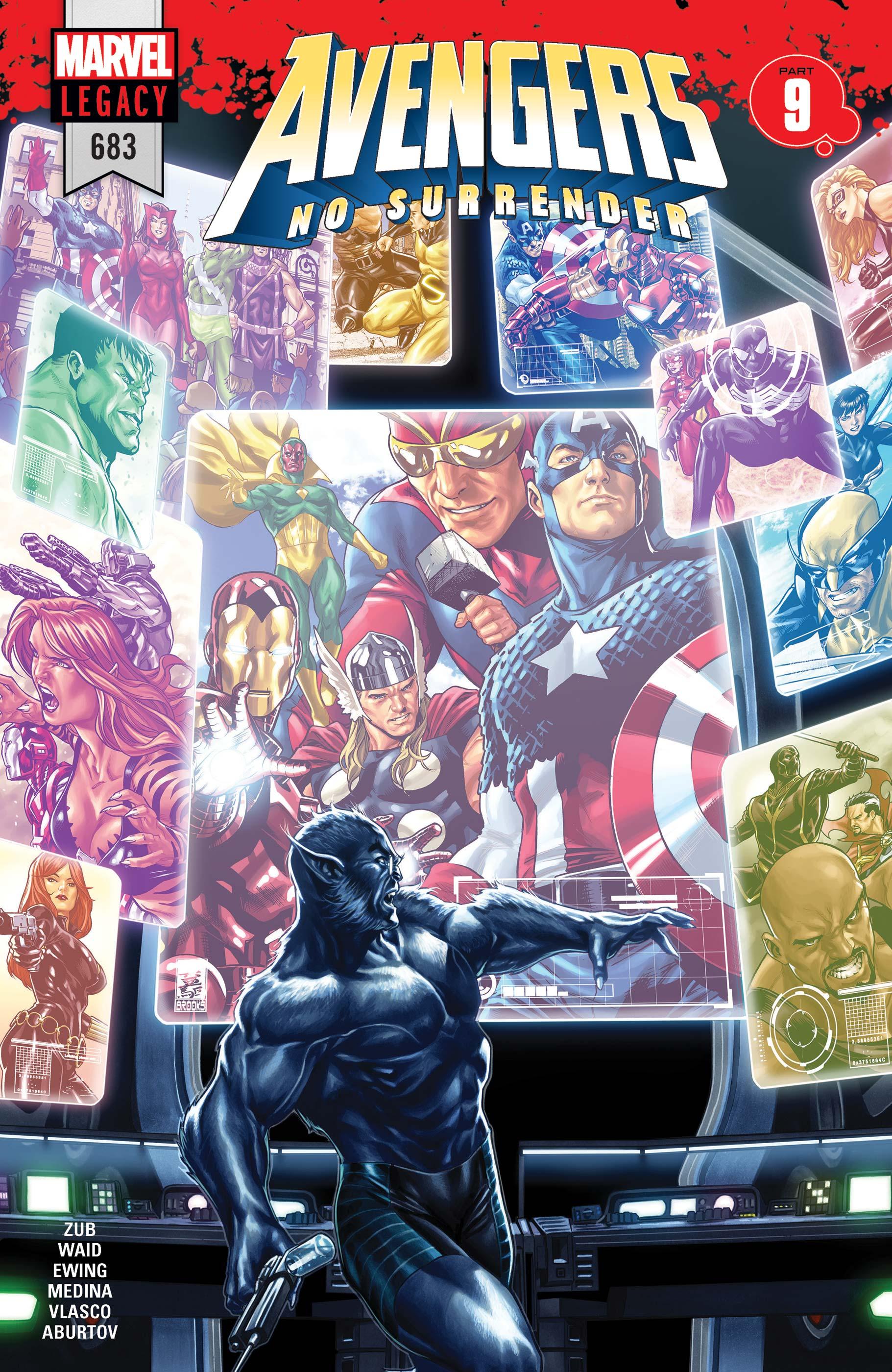 Avengers (2016) #683