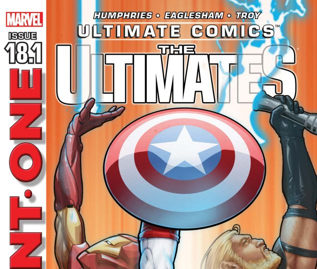 Ultimate Comics Ultimates (2011) #18.1