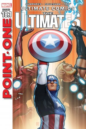 Ultimate Comics Ultimates #18.1