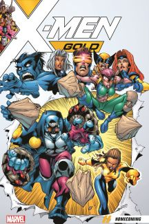 X-Men Gold Vol. 0: Homecoming (Trade Paperback)