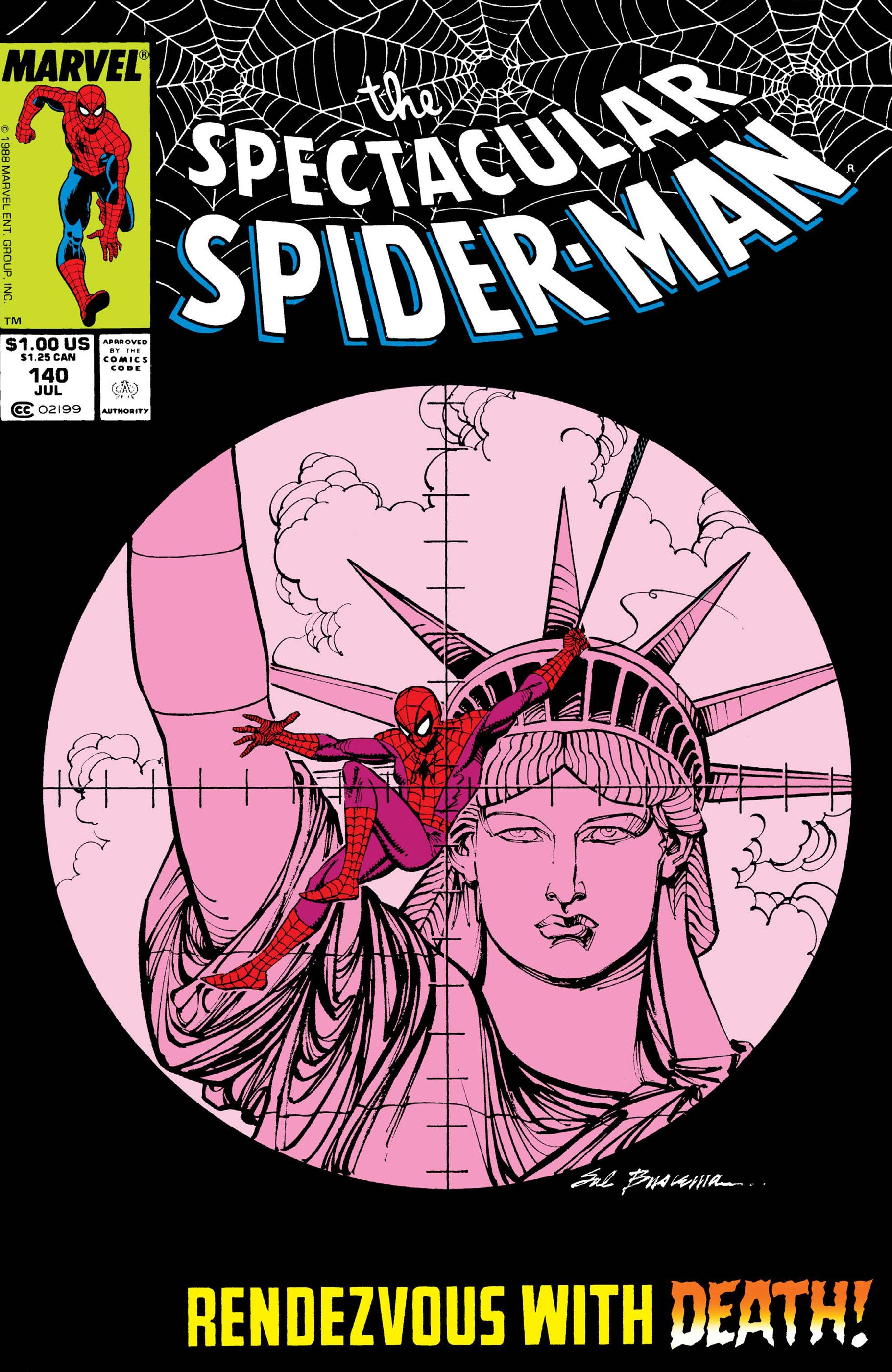 Peter Parker, the Spectacular Spider-Man (1976) #140