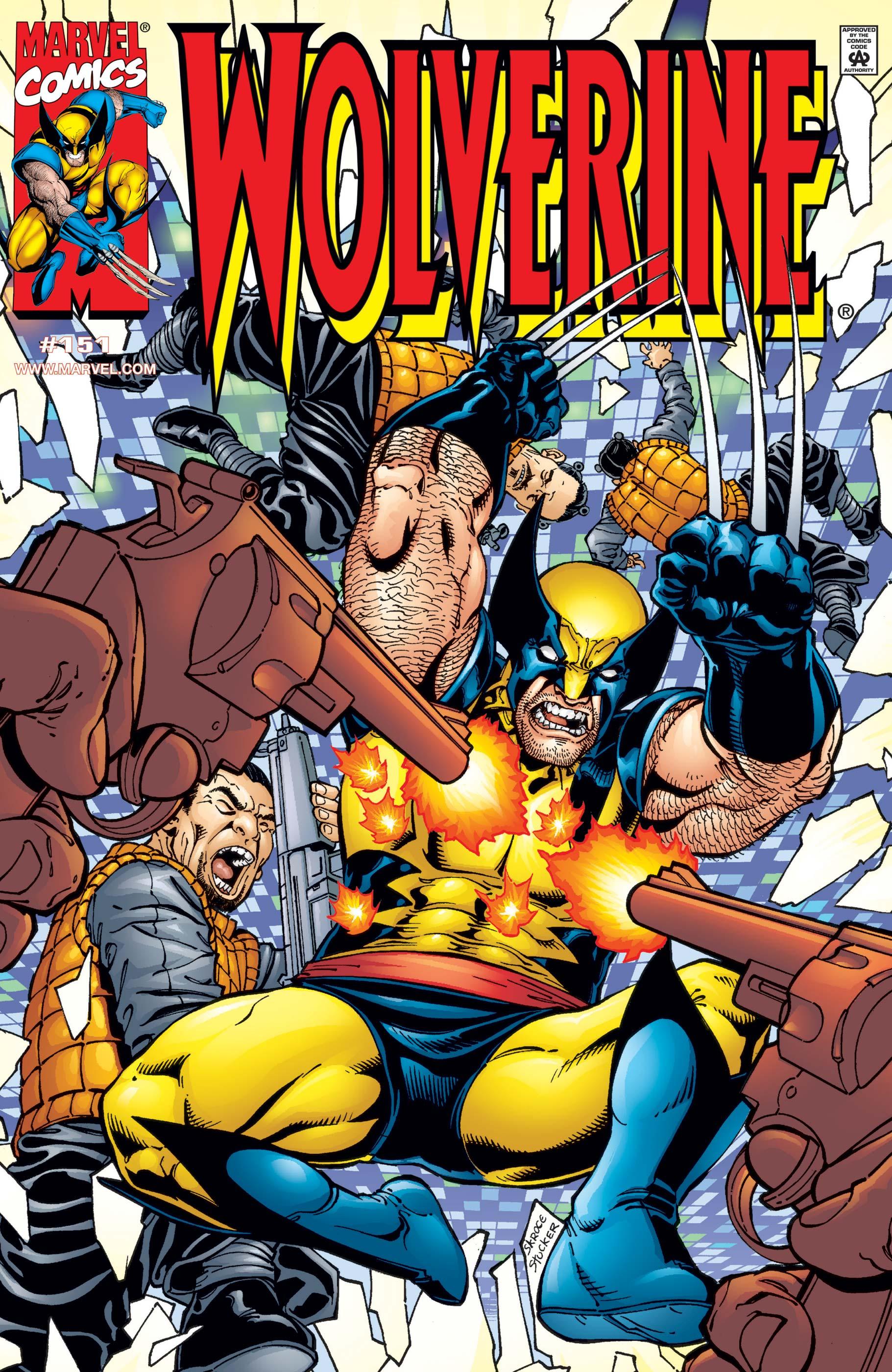 Wolverine (1988) #151
