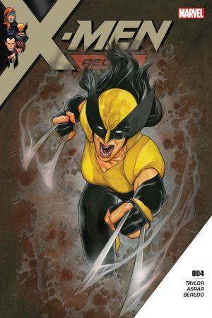 X-Men: Red (2018) #4