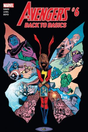 Avengers: Back to Basics (2018) #6