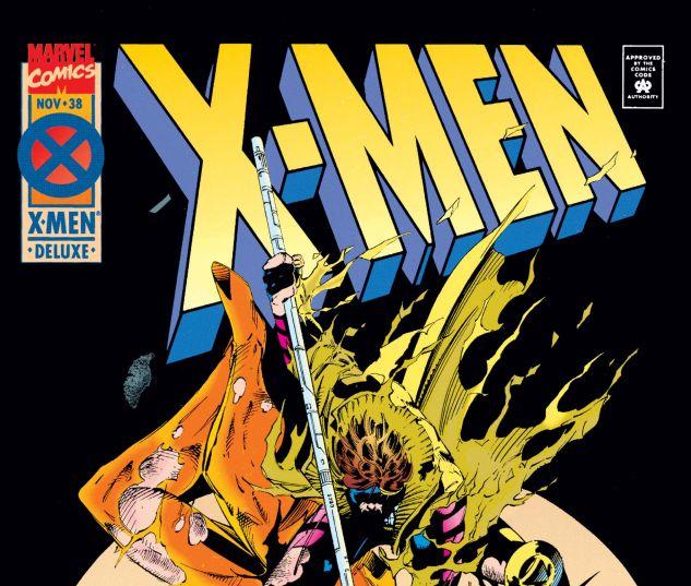 X-MEN (1991) #38