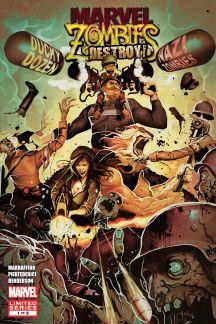Marvel Zombies Destroy! #1