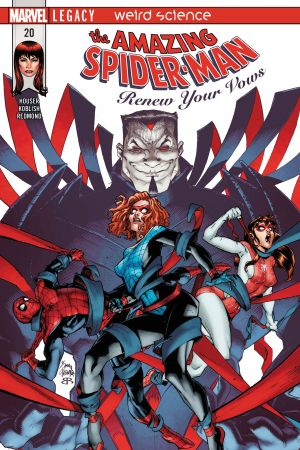 Amazing Spider-Man: Renew Your Vows #20
