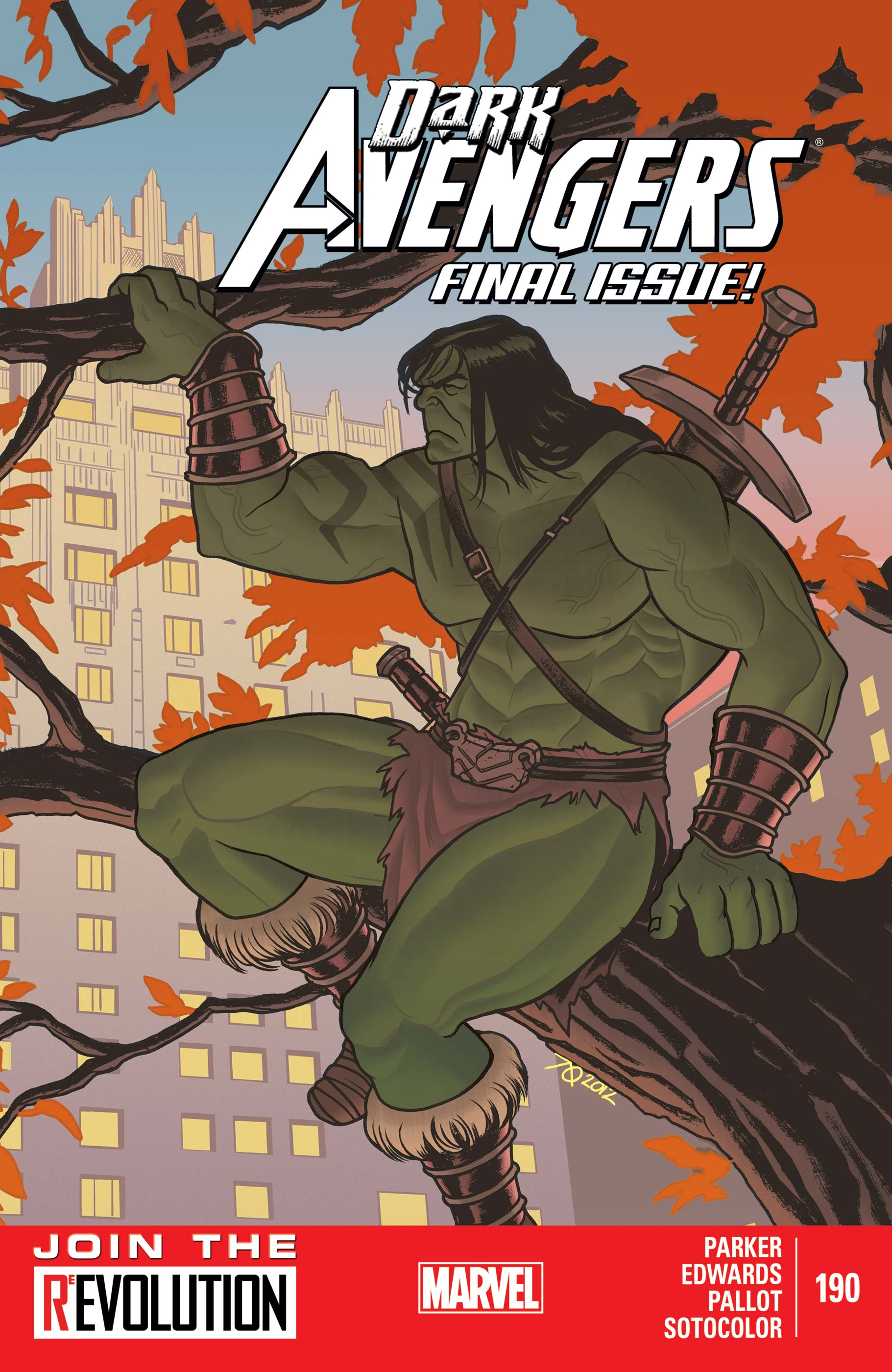 Dark Avengers (2012) #190