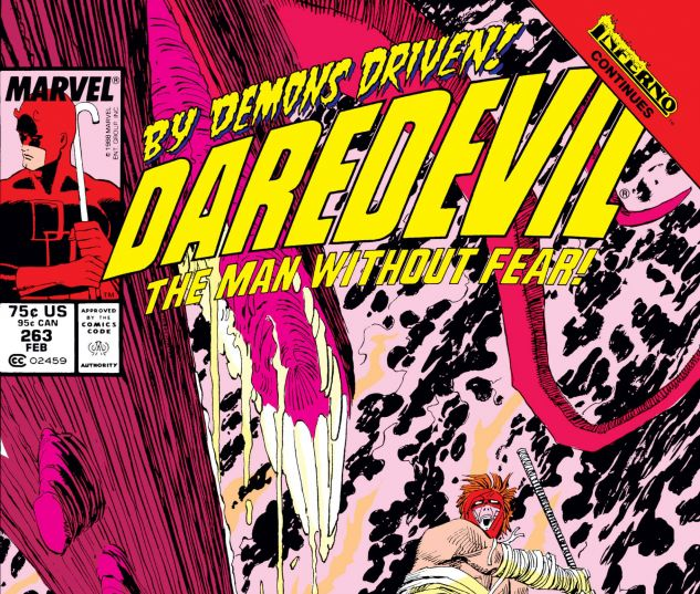 DAREDEVIL (1964) #263