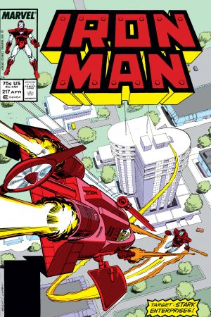 Iron Man #217