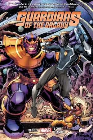 Guardians Of The Galaxy Vol. 5 (Hardcover)