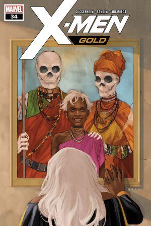 X-Men: Gold (2017) #34