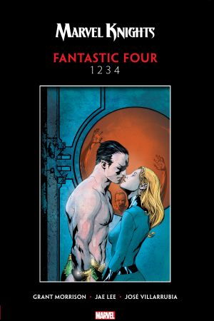 Marvel Knights Fantastic Four by Morrison & Lee: 1234 (Trade Paperback)
