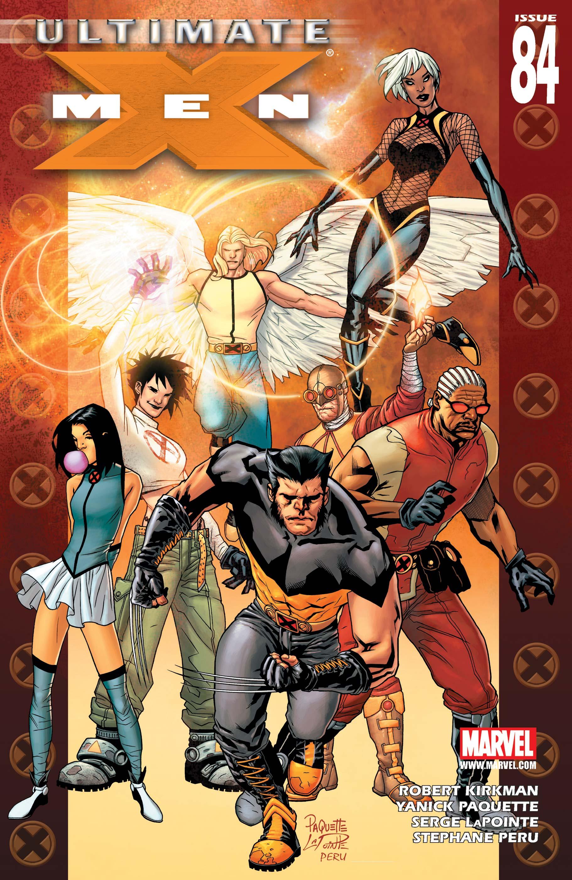 Ultimate X-Men (2000) #84