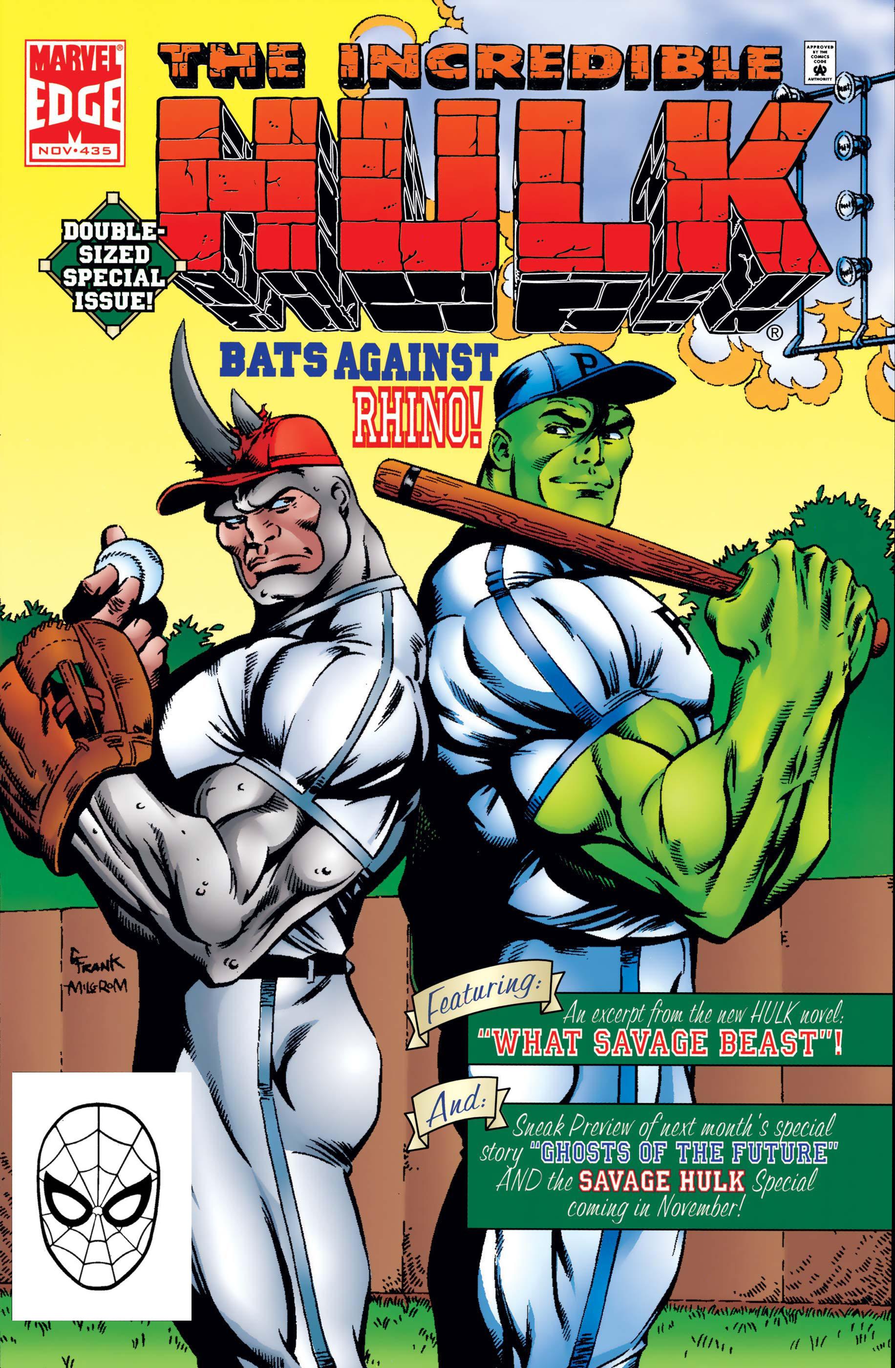 Incredible Hulk (1962) #435