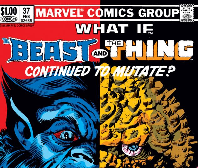 WHAT IF? (1977) #37