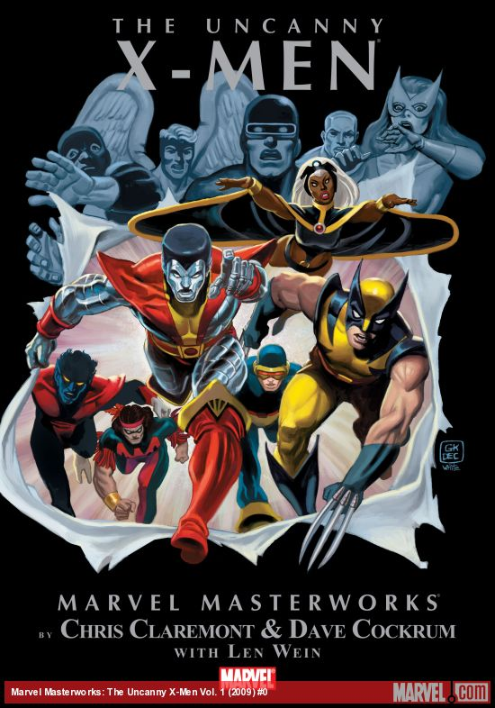 Marvel Masterworks: The Uncanny X-Men Vol. 1 (Trade Paperback)