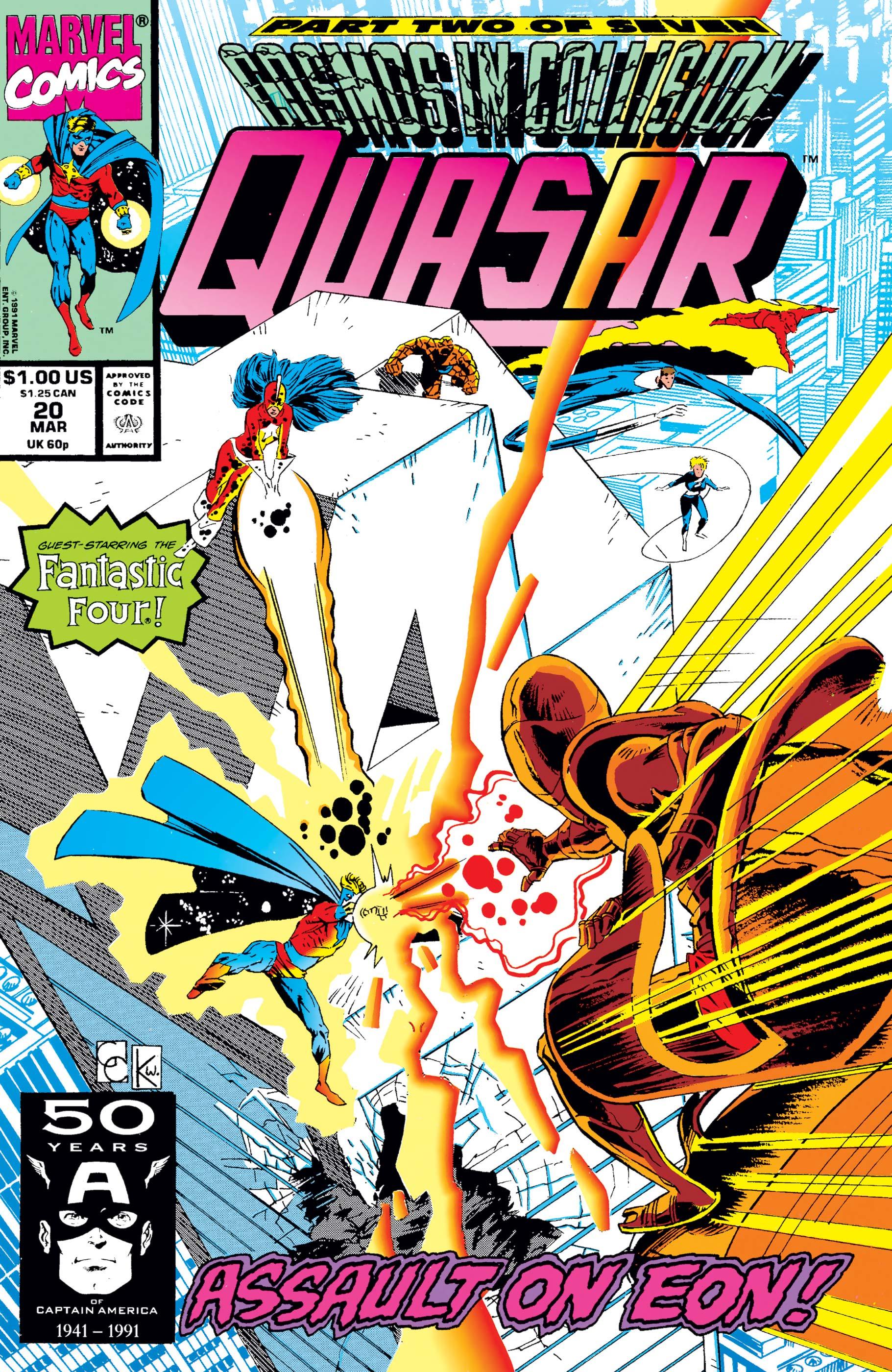 Quasar (1989) #20
