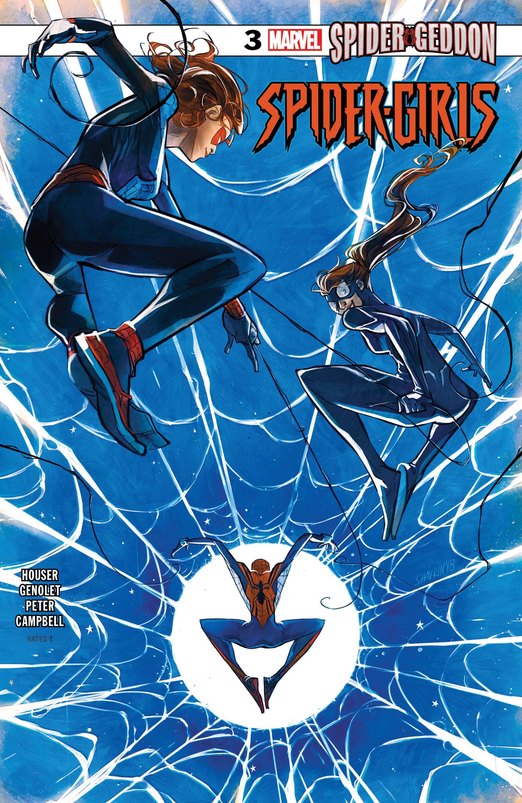 Spider-Girls (2018) #3