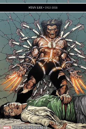Return of Wolverine (2018) #4