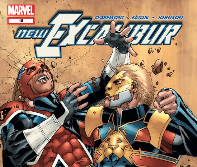 NEW EXCALIBUR (2005) #18