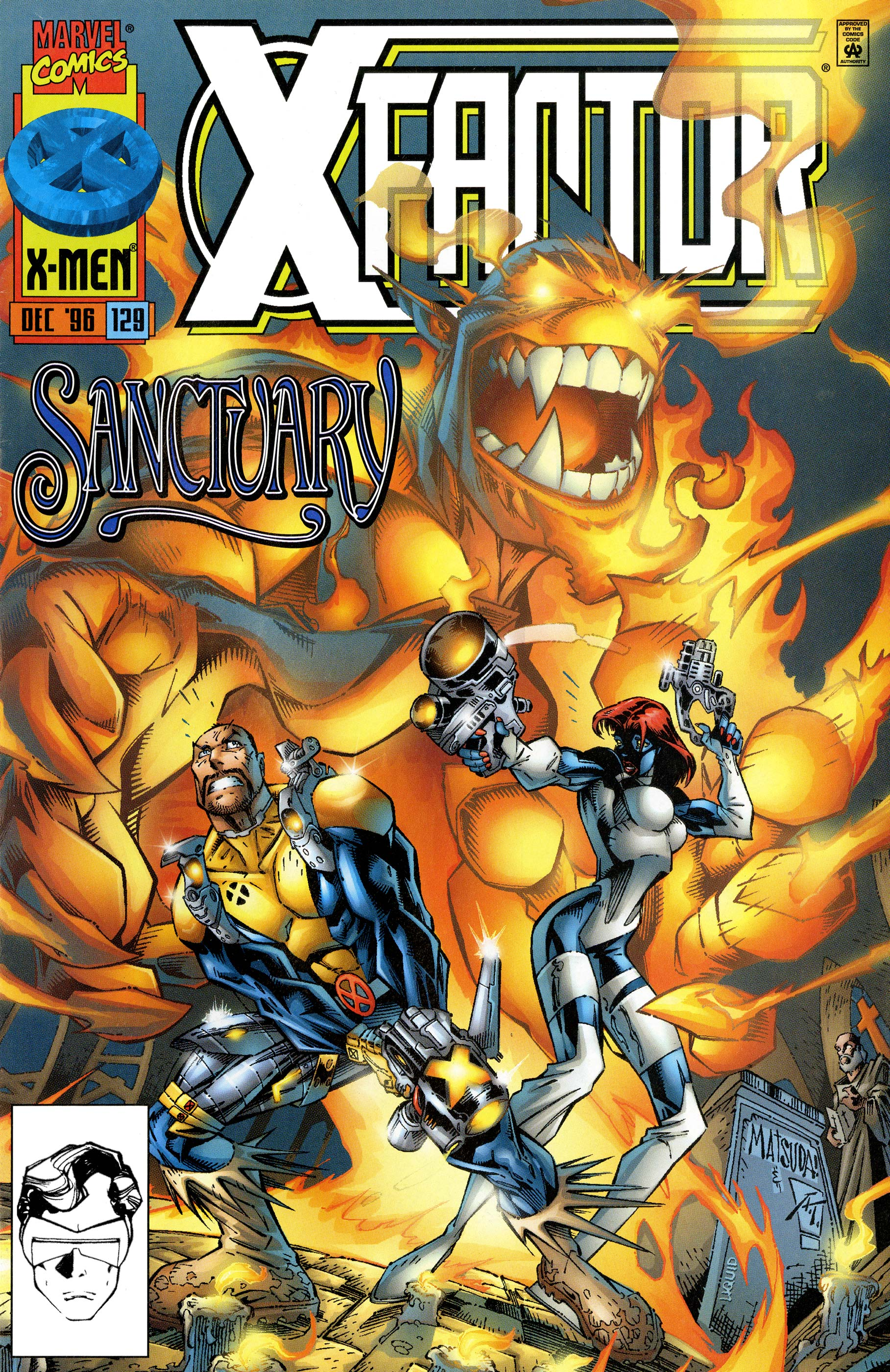 X-Factor (1986) #129