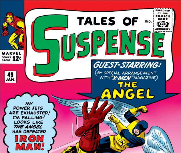 Tales of Suspense (1959) #49