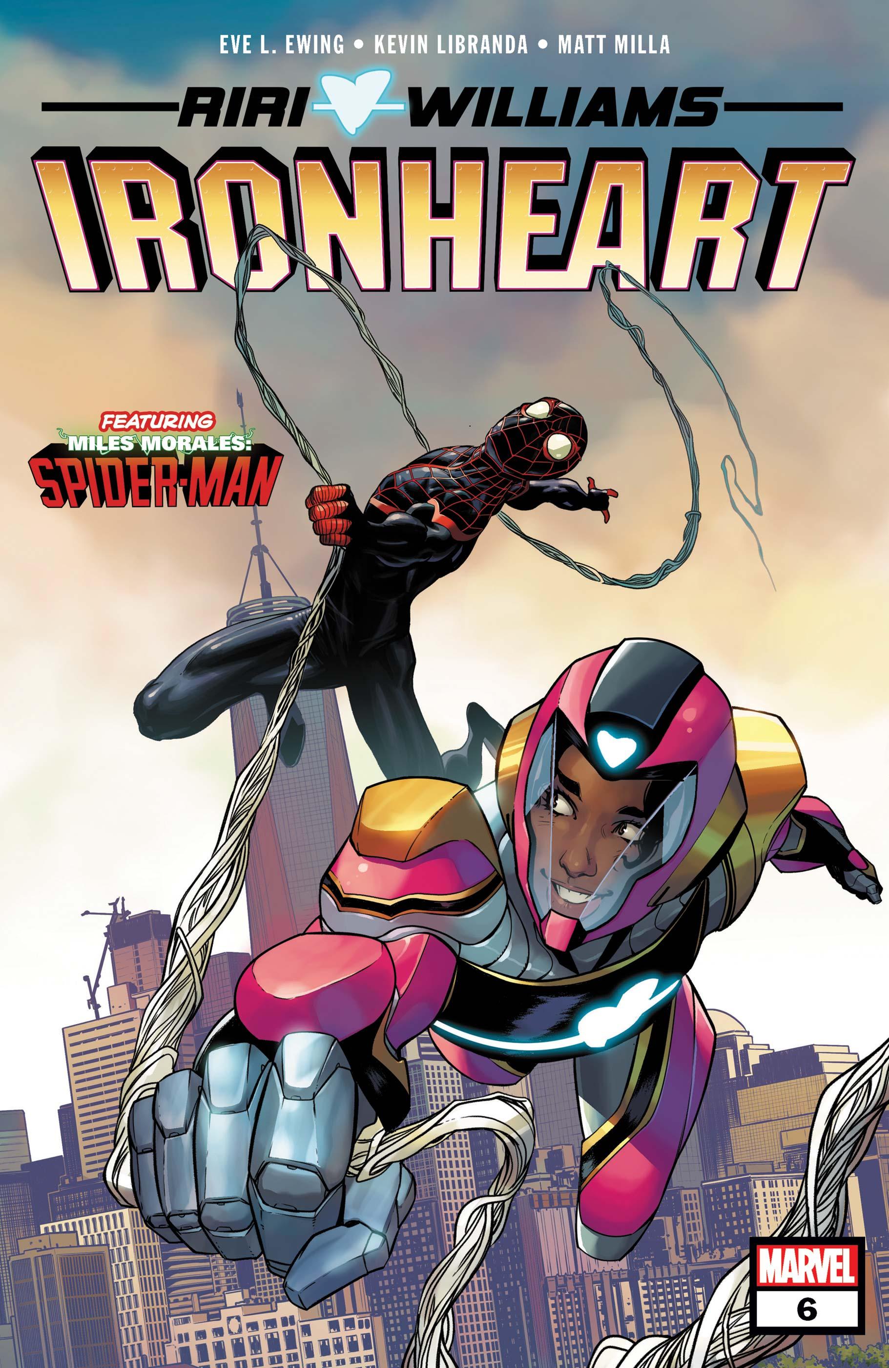Ironheart (2018) #6