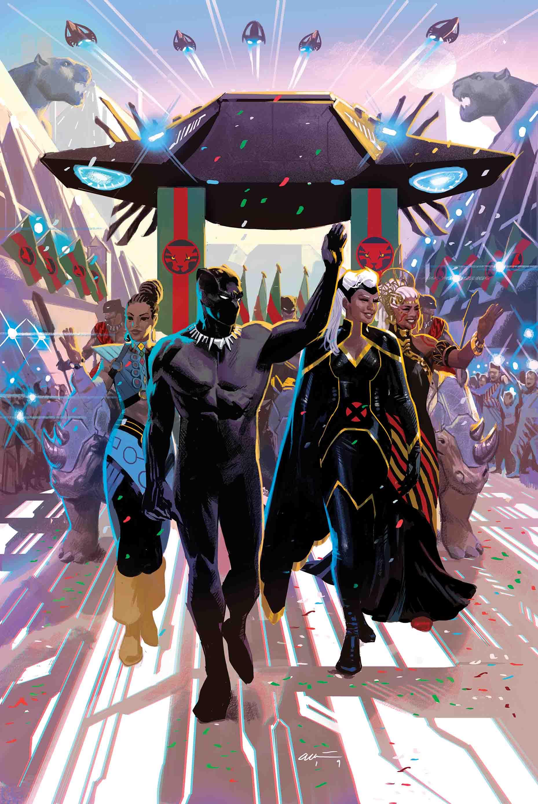 Black Panther (2018) #15