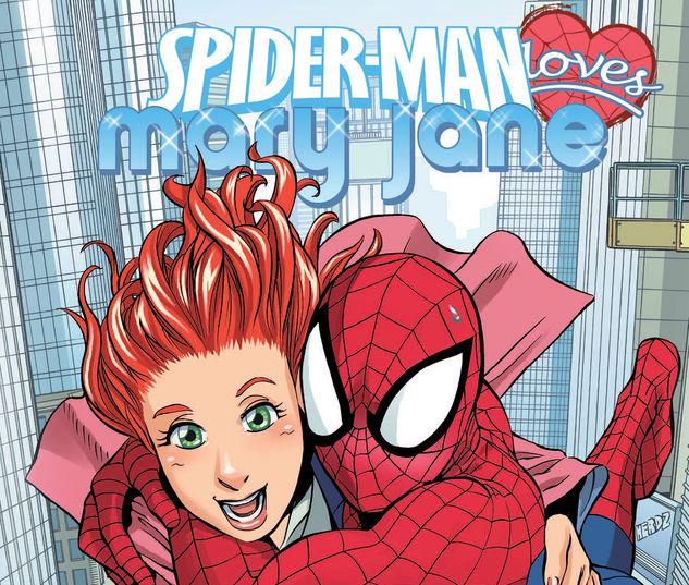 SPIDER-MAN LOVES MARY JANE: THE REAL THING GN-TPB #1