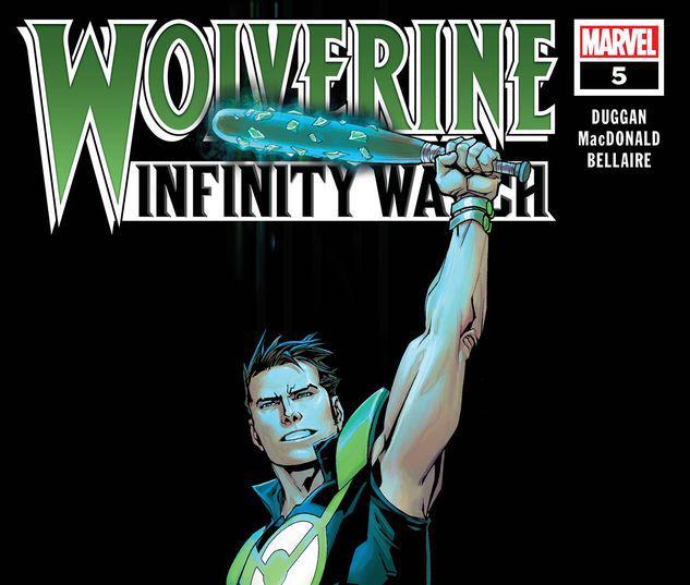 Wolverine: Infinity Watch #5