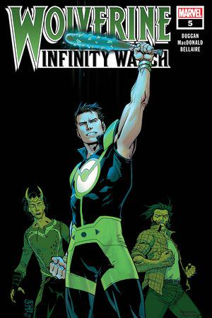 Wolverine: Infinity Watch (2019) #5