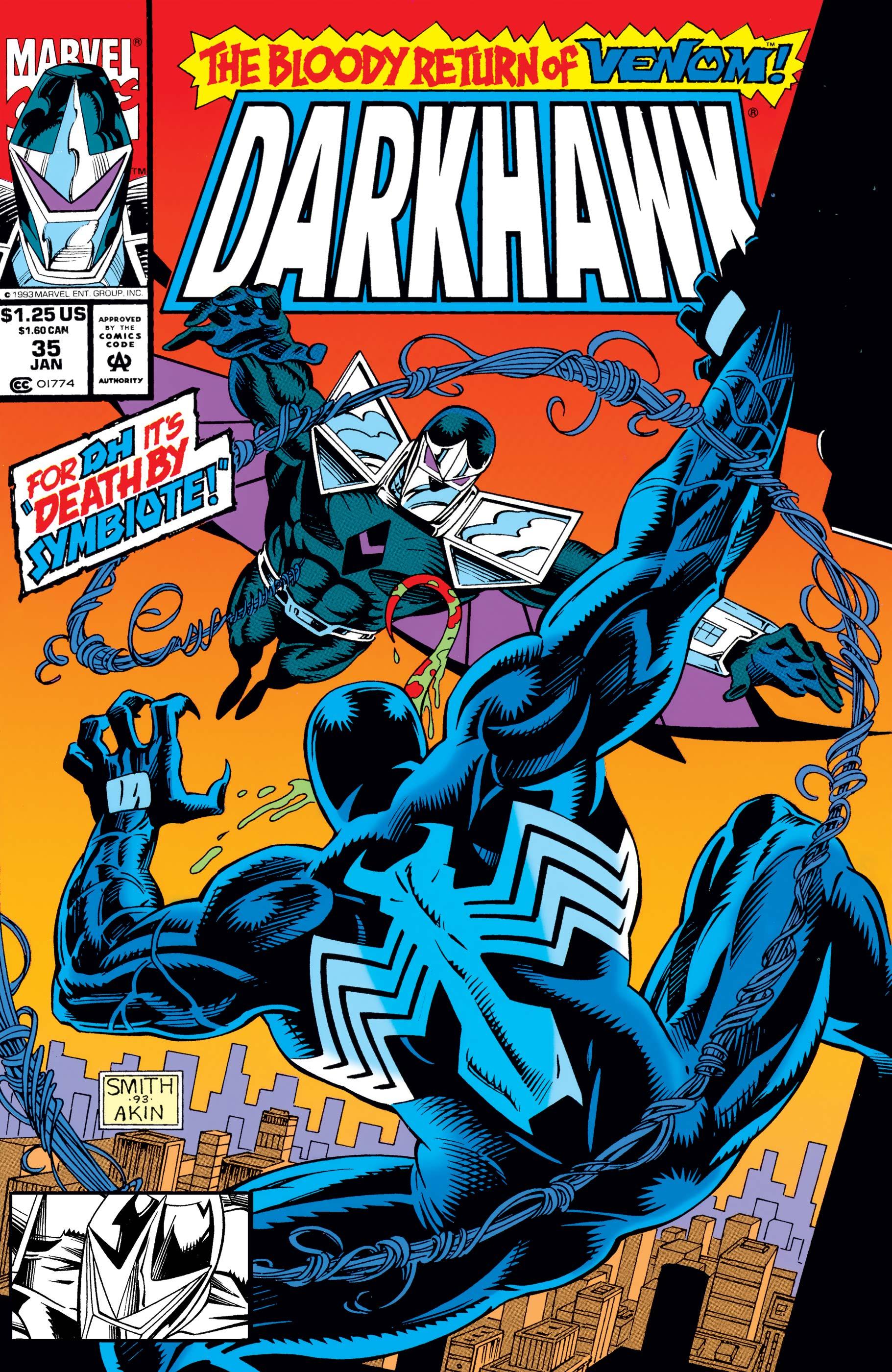 Darkhawk (1991) #35