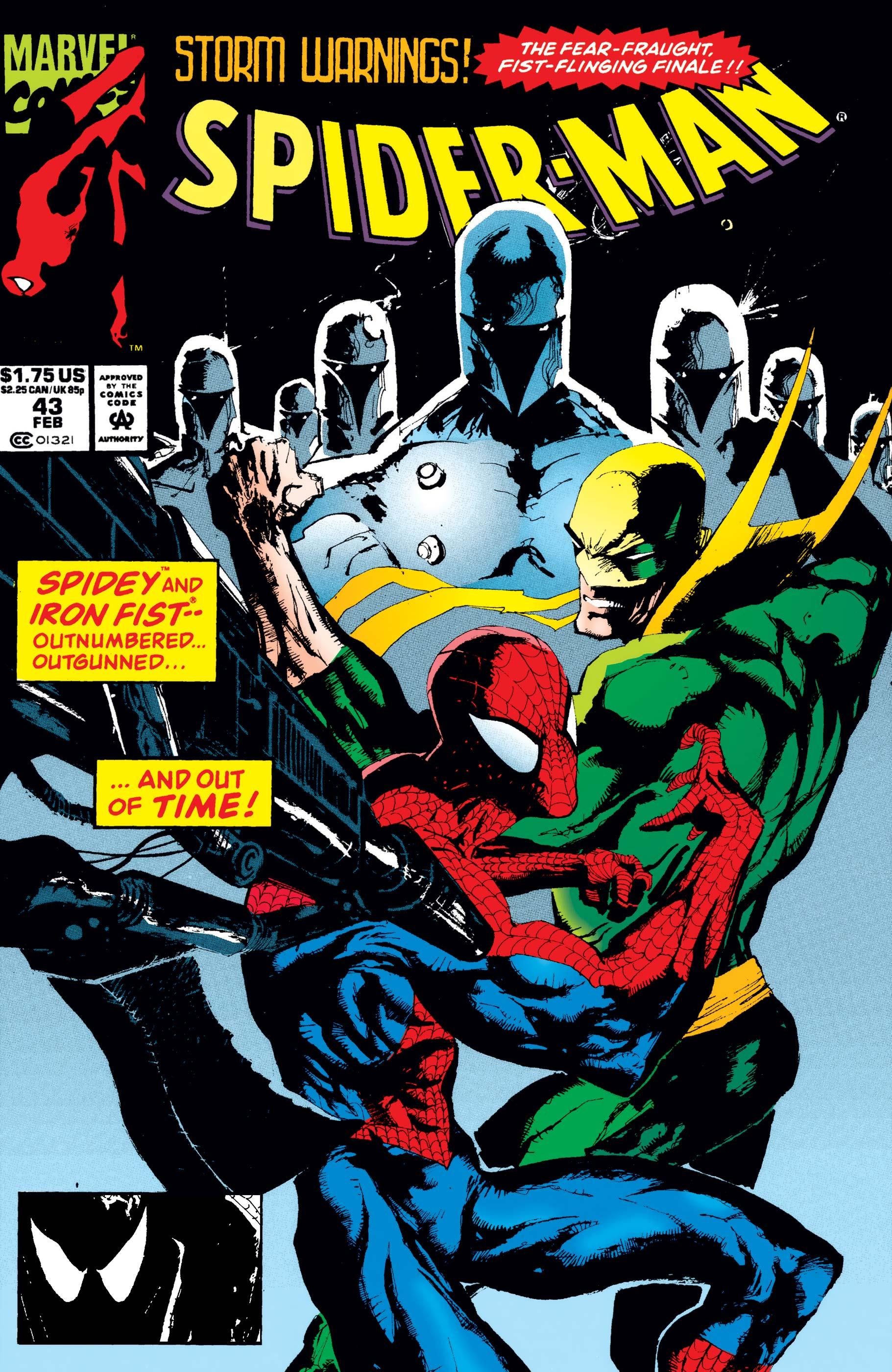 Spider-Man (1990) #43