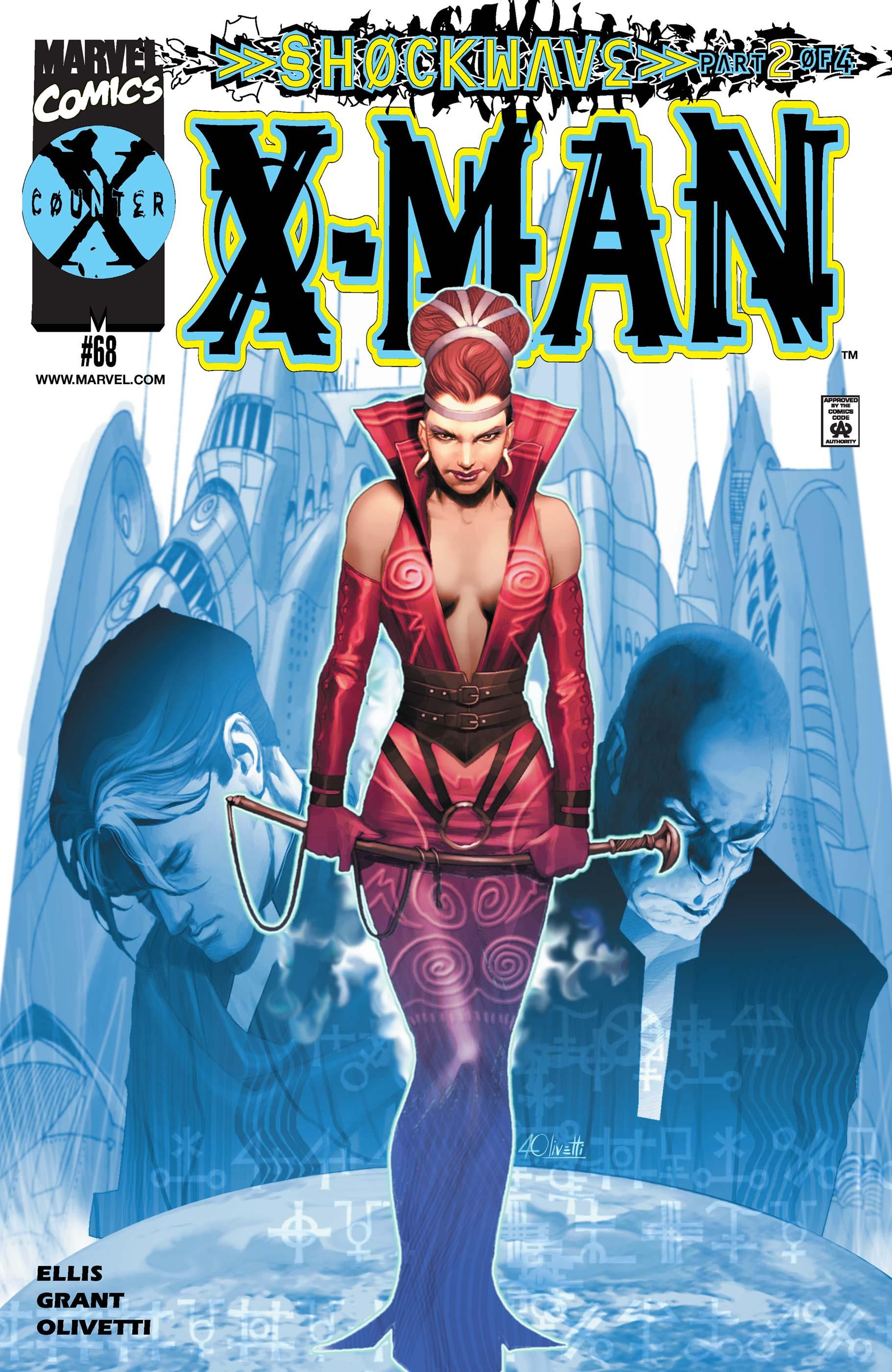 X-Man (1995) #68