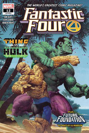 Fantastic Four (2018) #12