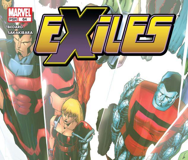 EXILES (2001) #64